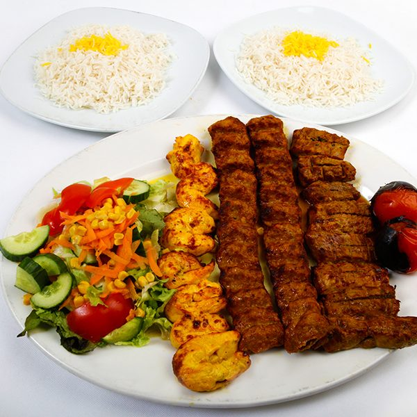 mixed grill [ 2 ]3