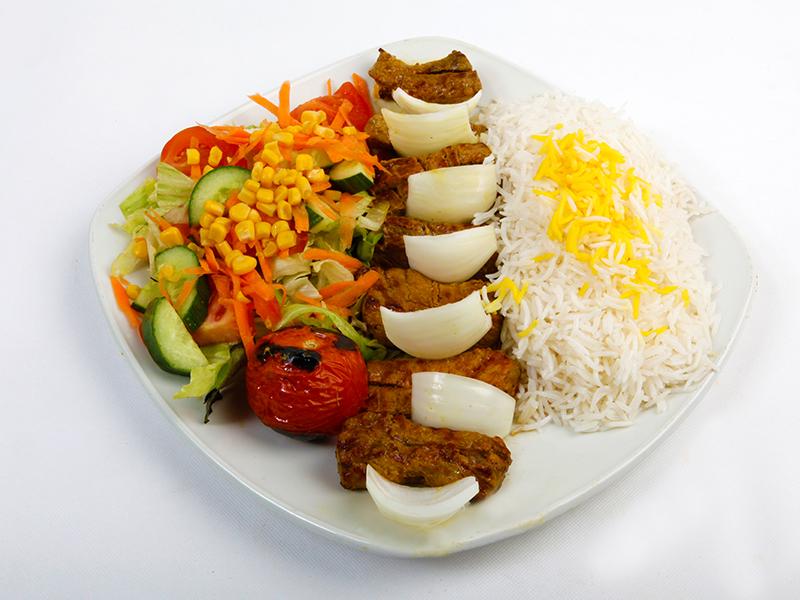 Special Lamb Kebab (A)