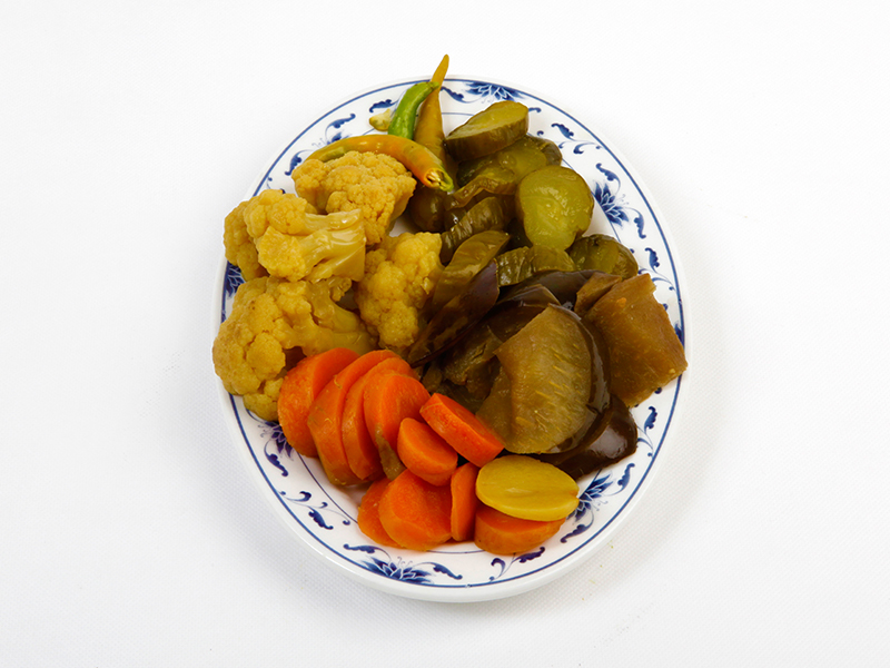 Torshi (Mixed Pickle) (V)